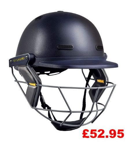 Masuri Vision Series Club Cricket Helmet Jnr